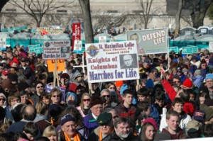 March for Life 2009